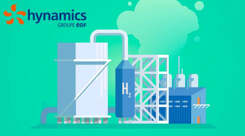 Hynamics, filiale du groupe EDF, produira de l'hydrogène par électrolyse à Nice en 2024