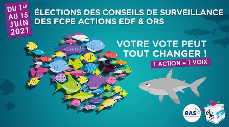 Du 1er au 15 juin, votez pour la liste CFE UNSA ENERGIES & EAS